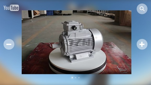 Y2 series three phase motor