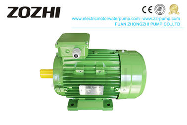 China IE3 MS802-2 1.1KW 1.5HP Three Phasee MS series Aluminum Housing Motors fournisseur