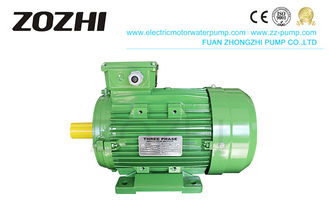China Aluminium-Shell 400v 60hz Standard Iecs 2 Niederspannung 0.75KW IE2 Motor-MS801-2 fournisseur