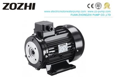 China 400Volt 5.5HP/4KW 1500 Rpm 24mm HS100L3-4 Hollow Shaft Electric Motor For Cleaning Machine fournisseur