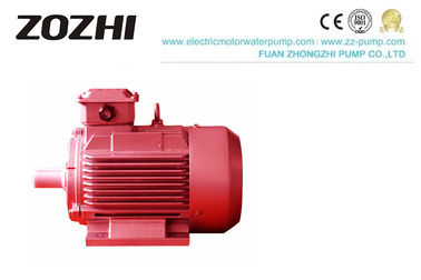 China 1500RPM 3 Phasen-Asynchronmotor-Eisen-Kasten-Material 380V 2.2kw 3Hp IP55 fournisseur