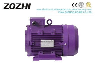 Internal Shaft 380V 50HZ 5.5KW Three Phase Induction Motor