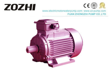 China 4 Reihe 0.75kw 1Hp TEFC Polen Y2 3 Phasen-Induktions-Motor fournisseur